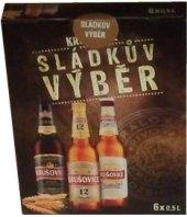 Pivo Sládkův výběr Krušovice