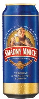 Pivo Smädný Mních