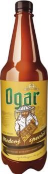 Pivo speciální medové Ogar