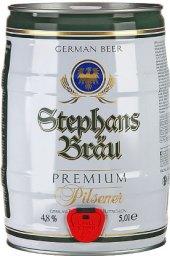 Pivo světlé výčepní Premium Pilsener Stephans Bräu - soudek