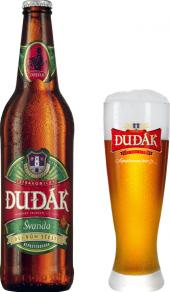 Pivo světlé výčepní nepasterizované Švanda Strakonický Dudák