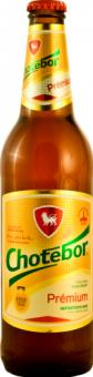 Pivo světlé 12° Premium Chotěboř