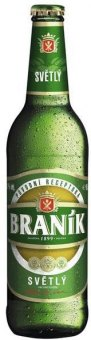 Pivo světlé Braník