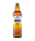Pivo světlé pšeničné nefiltrované Weizenbier Primátor