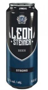 Pivo světlé speciální Strong Leonsteiner