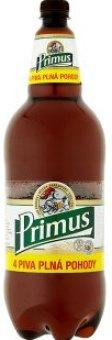 Pivo světlé stolní Primus