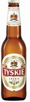 Pivo světlé Tyskie
