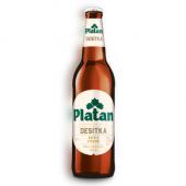 Pivo světlé výčepní 10° Platan
