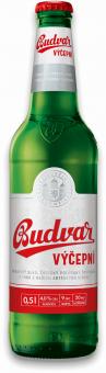 Pivo světlé výčepní Budweiser Budvar