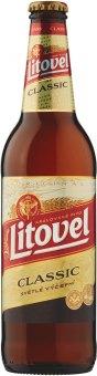 Pivo světlé výčepní 10° Classic Litovel