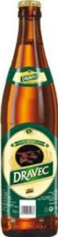 Pivo světlé výčepní Dravec Pardubický pivovar