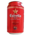 Pivo světlé výčepní Damm Barcelona Estrella