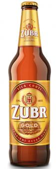Pivo světlé výčepní 10° Gold Pivovar Zubr