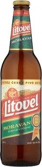 Pivo světlé výčepní 10° Moravan Litovel