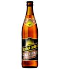 Pivo světlé výčepní nefiltrované Sklepní Černá Hora