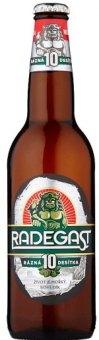 Pivo světlé výčepní Rázná 10° Radegast