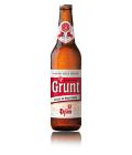 Pivo světlý ležák 11° Cechmistrovský Grunt Pivovar Vyškov