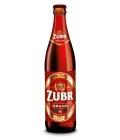 Pivo světlý ležák 11° Grand Pivovar Zubr