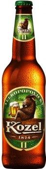 Pivo světlý ležák 11° Medium Velkopopovický Kozel