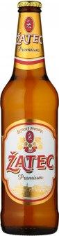 Pivo světlý ležák 11° Premium Žatecký pivovar