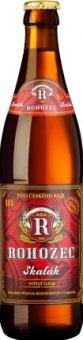 Pivo světlý ležák 11° Skalák Pivovar Rohozec