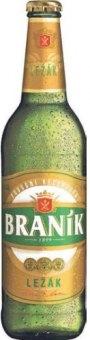 Pivo světlý ležák 12° Braník