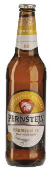 Pivo světlý ležák 12° Premium Pernštejn