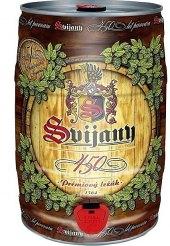 Pivo světlý ležák 12° Premium Svijany - soudek