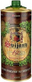 Pivo světlý ležák 12° Premium Svijany