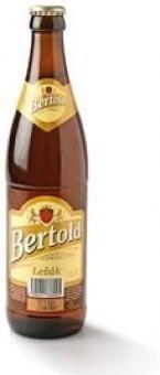 Pivo světlý ležák Bertold