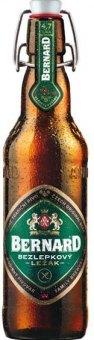Pivo světlý ležák bezlepkový Bernard