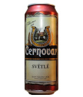 Pivo světlý ležák Černovar