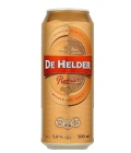 Pivo světlý ležák De Helder Premium