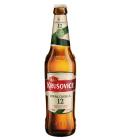 Pivo světlý ležák Královská 12° Krušovice