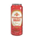 Pivo světlý ležák Lager Stephans Bräu