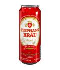 Pivo světlý ležák Lager Stephansbräu
