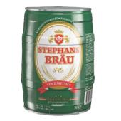 Pivo světlý ležák Pils Stephans Bräu - soudek