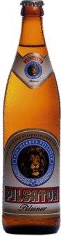 Pivo světlý ležák Pilsator