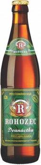 Pivo světlý ležák premium 12° Pivovar Rohozec