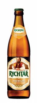 Pivo světlý ležák 12° Premium Rychtář