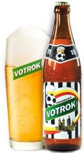 Pivo světlý ležák Votrok Pivovar Havlíčkův Brod