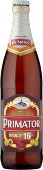 Pivo světlý speciální ležák 16° Exkluziv Primátor
