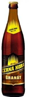 Pivo tmavé 12° Granát Černá Hora