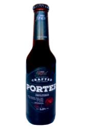 Pivo tmavé Porter Tesco Finest