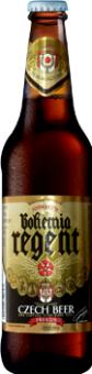 Pivo tmavý ležák 12° Premium Bohemia Regent