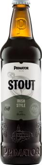 Pivo tmavý ležák 12° Stout Primátor