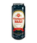 Pivo tmavý ležák Schwarzbier Stephansbräu
