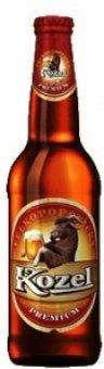 Pivo světlý ležák 12° Premium Velkopopovický Kozel