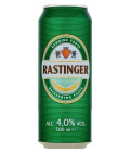 Pivo výčepní světlé 10° Rastinger