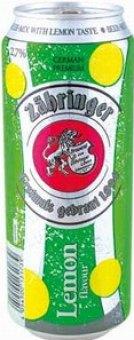 Pivo ochucené Zähringer